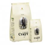Сухой корм Стаут для взрослых собак средних пород упак.15кг
