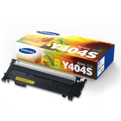Расходный материал Samsung SL-M430/SL-M480 Print Cartridge Yellow CLT-Y404S/SEE, CLT-Y404S/XEV