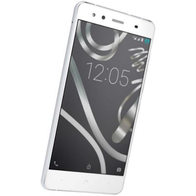 Смартфон BQ Aquaris X5 Android Version 16Gb White-silver C000078