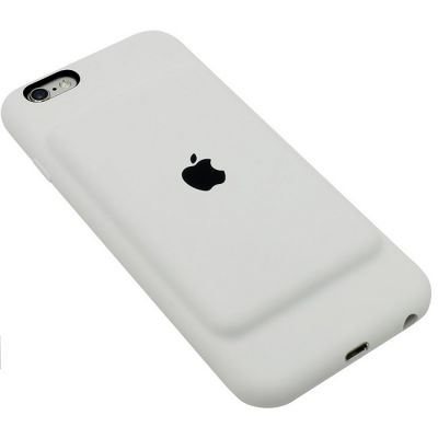 ����� Apple ��� iPhone 6/6s Smart Battery Case - White MGQM2ZM/A