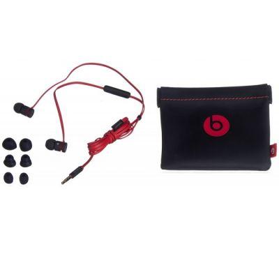 Наушники с микрофоном Apple Beats urBeats In-Ear Headphones - Mattee Black MHD02ZE/A