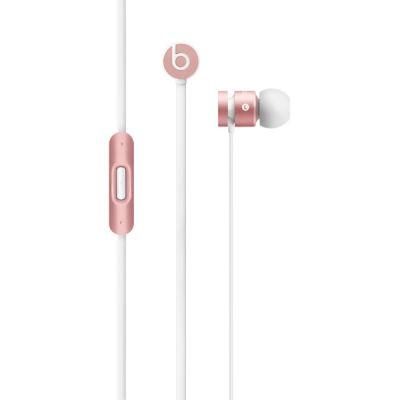 Наушники с микрофоном Apple Beats urBeats In-Ear Headphones - Rose Gold MLLH2ZE/A