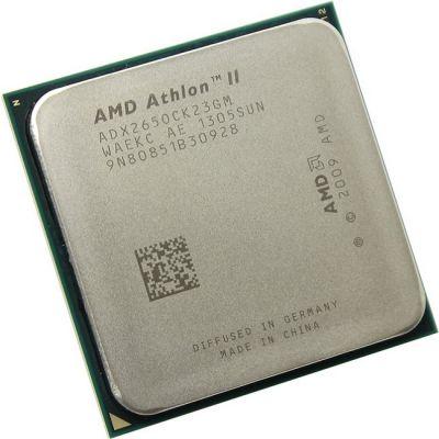 Процессор AMD ATHLON II X2 265 3.3 GHz / 2core / 2Mb / 65W / 4000MHz Socket AM3 ADX265OCK23GM