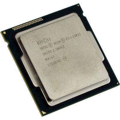 Процессор Intel Xeon E3-1230v3 3.3 GHz / 4core / 1+8Mb / 80W / 5 GT / s LGA1150 OEM CM8064601467202SR153