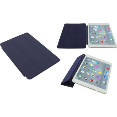 Чехол Apple для iPad mini 4 Smart Cover - Midnight Blue MKLX2ZM/A