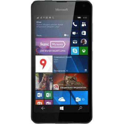 �������� Nokia Microsoft Lumia 650 Black A00027253
