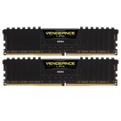 Оперативная память Corsair DDR4 2133 (PC 17000) DIMM 288 pin, 2x8 Гб, 1.2 В, CL 13 CMK16GX4M2A2133C13