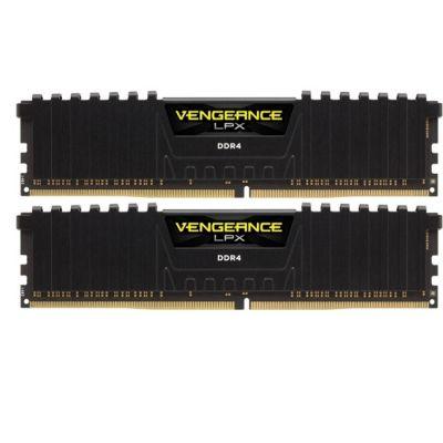 ����������� ������ Corsair DDR4 2400 (PC 19200) DIMM 288 pin, 2x8 ��, 1.2 �, CL 16 CMK16GX4M2A2400C16
