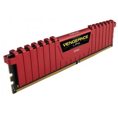 Оперативная память Corsair DDR4 2666 DIMM 288 pin, 8 Гб, 1.2 В, CL 16 CMK8GX4M1A2666C16R