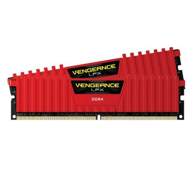 ����������� ������ Corsair Vengeance� LPX 16 �� (2x8 ��) DDR4 DRAM 2133 ��� C13 CMK16GX4M2A2133C13R