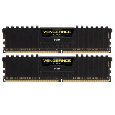 Оперативная память Corsair DDR4 3200 (PC 25600) DIMM 288 pin, 2x8 Гб, 1.35 В, CL 16 CMK16GX4M2B3200C16