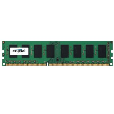 ����������� ������ Crucial DDR3 1600 (PC 12800) DIMM 240 pin, 1x2 ��, 1.5 �, CL 11 CT25664BA160BA