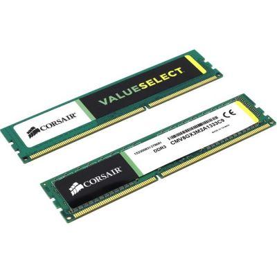Оперативная память Corsair DDR3 1333 (PC 10666) DIMM 240 pin, 2x4 Гб, 1.5 В, CL 9 CMV8GX3M2A1333C9