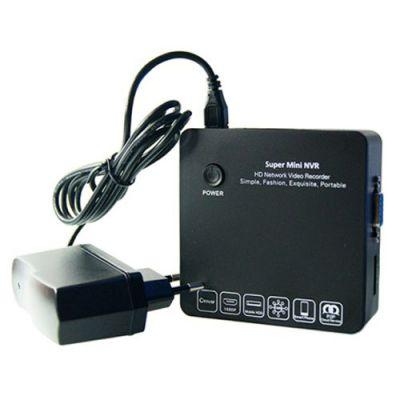 Видеорегистратор VStarcam NVR-4 4х канальный, Onvif и RTSP, 1920x1080p, UpTo 4 ТБ E-Sata (AF411)