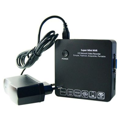 ���������������� VStarcam NVR-4 4� ���������, Onvif � RTSP, 1920x1080p, UpTo 4 �� E-Sata (AF411)