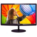 ������� Philips 247E6LDAD/00(01) Black-Cherry