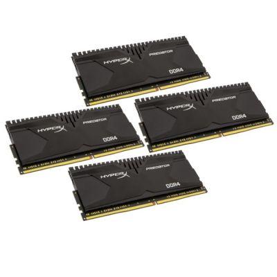Оперативная память Kingston DDR4 2133 DIMM 288 pin, 4x4 Гб, 1.2 В, CL 13 HX421C13PBK4/16