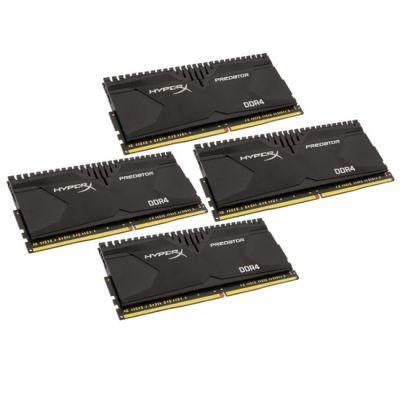 Оперативная память Kingston DDR4 2666 DIMM 288 pin, 4x4 Гб, 1.35 В, CL 13 HX426C13PB2K4/16