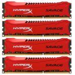 ����������� ������ Kingston DDR3 2400 (PC 19200) DIMM 240 pin, 4x8 ��, 1.65 �, CL 11 HX324C11SRK4/32