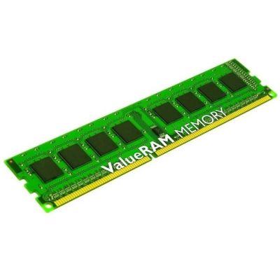 Оперативная память Kingston DDR3L 1333 (PC 10600) DIMM 240 pin, 1x4 Гб, буферизованная, ECC, 1.35 В, CL 9 KVR13LR9S8/4