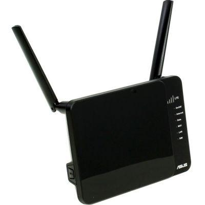 Wi-Fi ������ ASUS 4G-N12