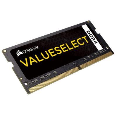 Оперативная память Corsair DDR4 2133 (PC 17000) SODIMM 260 pin, 1x4 Гб, 1.2 В, CL 15 CMSO4GX4M1A2133C15