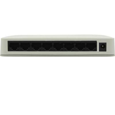Коммутатор Netgear 8 - port Gigabit Switch (8UTP 10 / 100 / 1000Mbps) GS208-100PES