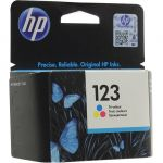Расходный материал HP (№123) Color для hp DeskJet 2130 F6V16AE