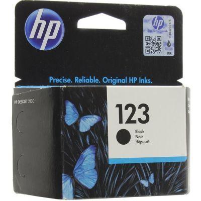 ��������� �������� HP (�123) Black ��� hp DeskJet 2130 F6V17AE