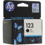 Расходный материал HP (№123) Black для hp DeskJet 2130 F6V17AE