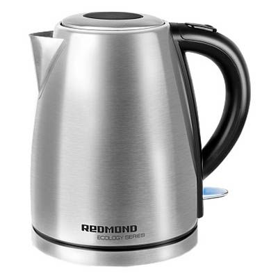 Электрический чайник Redmond RK-M145 (серебристый)