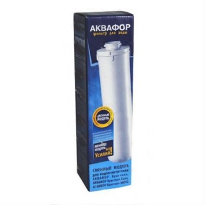 Картридж Аквафор K3 для проточных фильтров ресурс:8000л (упак.:1шт) 644954