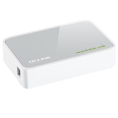 Коммутатор TP-Link 5 - Port Switch (5UTP 10 / 100Mbps) TL-SF1005D