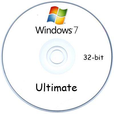 Программное обеспечение Microsoft Windows 7 Ultimate 32-bit oei (Rus) GLC-00717