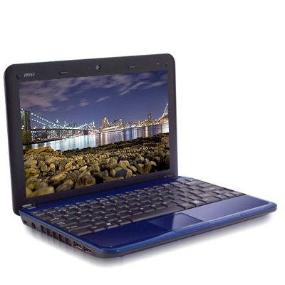 ������� MSI Wind U100-039 Blue