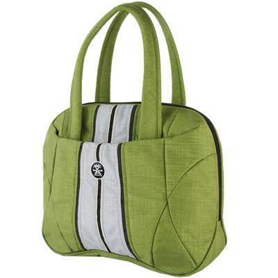 Сумка Crumpler Dentist's Wife Small Green Onion DEW13-004