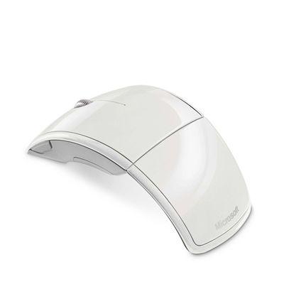 ���� ������������ Microsoft Arc Mac/Win White USB ZJA-00048