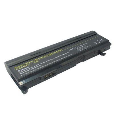Аккумулятор TopON для Toshiba A100, A110, A130, M40, M50, M70, M110 Series PA3457U-1BRS