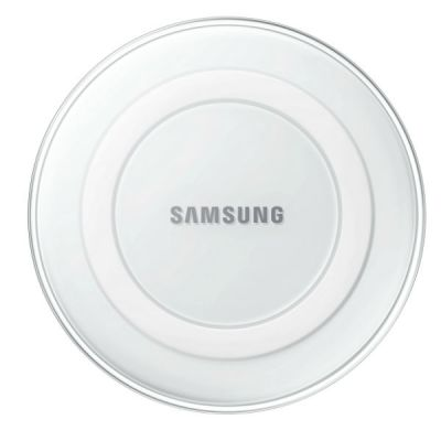 Samsung Беспроводное зар./устр. Samsung 1A для Samsung белый EP-PA510BWRGRU