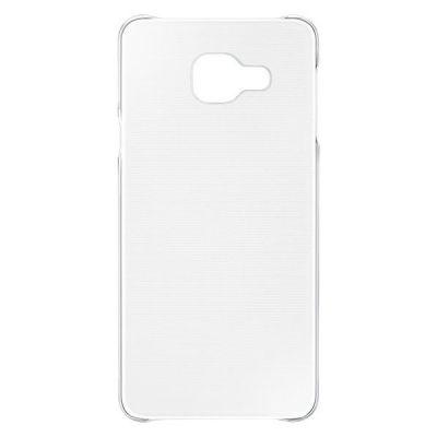 Чехол Samsung (клип-кейс) Samsung для Samsung Galaxy A3 (2016) Slim Cover прозрачный/прозрачный EF-AA310CTEGRU