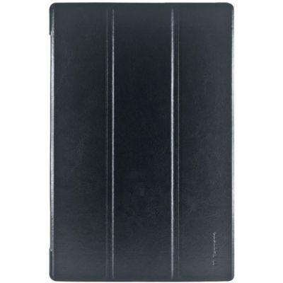 """Чехол IT Baggage для планшета Sony Xperia TM Tablet Z4 10"""" ультратонкий hard-case искус. кожа черный ITSYZ4-1"""