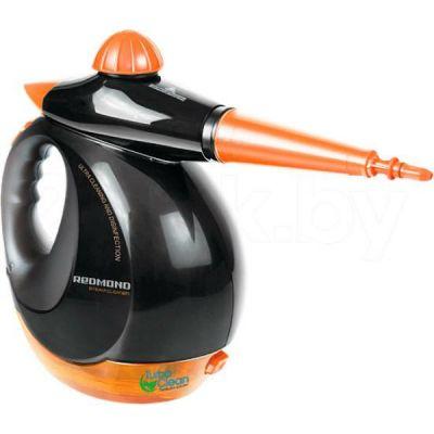 Redmond Пароочиститель ручной RSC-2010 1200Вт оранжевый/черный