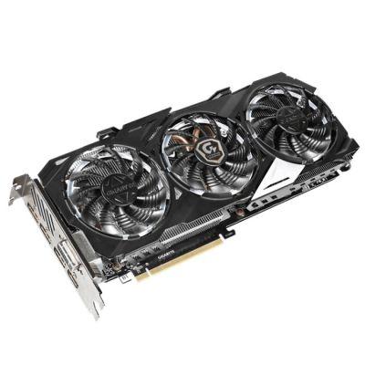 Видеокарта Gigabyte 4Gb < PCI - E > DDR - 5 (RTL) DVI+HDMI+3xDP+SLI < GeForce GTX980 > GV-N980XTREME-4GD