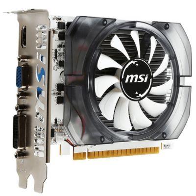 ���������� MSI 4Gb < PCI - E > DDR - 3 V809 (RTL) D - Sub+DVI+HDMI < GeForce GT730 > N730-4GD3V2