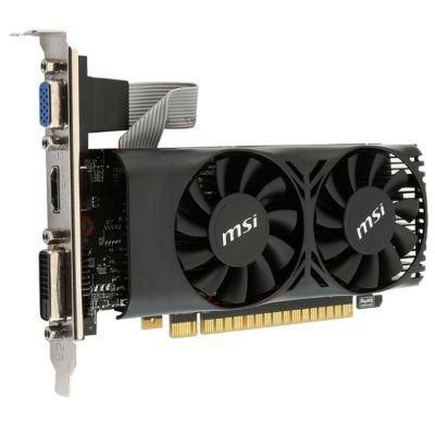 ���������� MSI GeForce GTX 750 Ti 1020Mhz PCI-E 3.0 2048Mb 5400Mhz 128 bit DVI HDMI HDCP N750Ti-2GD5TLP