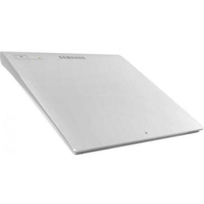 Samsung Внешний привод DVD-RW SE-208GB/RSWDE белый USB slim