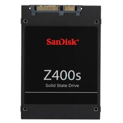 """Жесткий диск SanDisk SSD SATA2.5"""" 256GB Z400S SD8SBAT-256G-1122"""