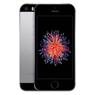 Смартфон Apple iPhone SE 16GB Space Gray MLLN2RU/A