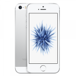 Смартфон Apple iPhone SE 64GB Silver MLM72RU/A