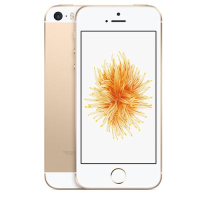 Смартфон Apple iPhone SE 16GB Gold MLXM2RU/A